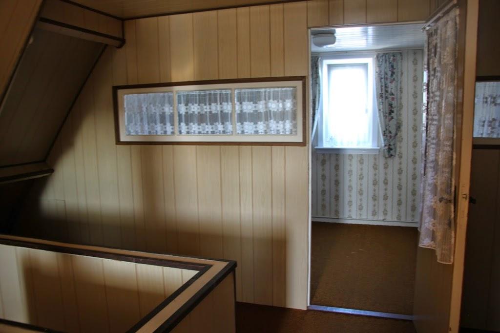Een kijkje achter de schermen 1 kaboutertuin - Furbishing een kamer op de zolder ...