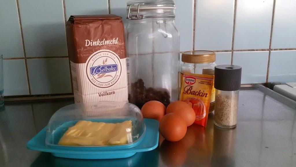 ingrediënten tulband suikervrij