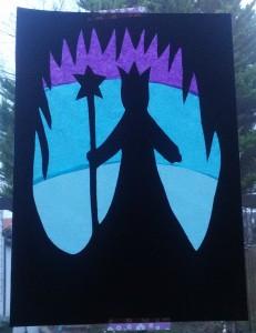 Koning Winter Transparant 9
