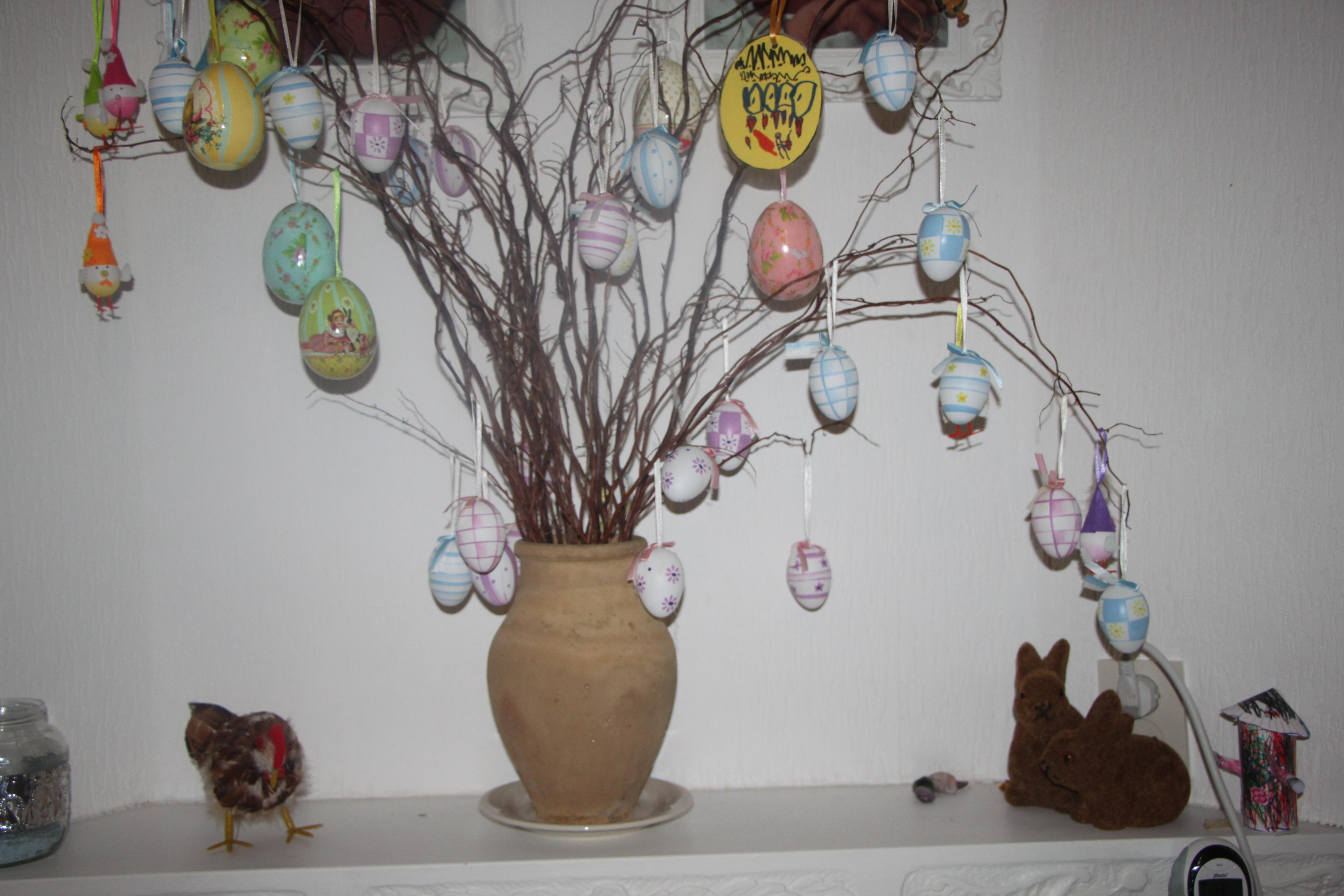 Paas decoratie kaboutertuin - Decoratie afbeelding ...