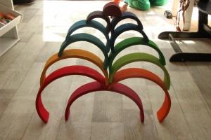 regenboog van Grimms