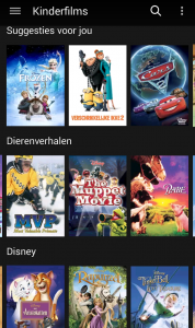 Netflix overzicht