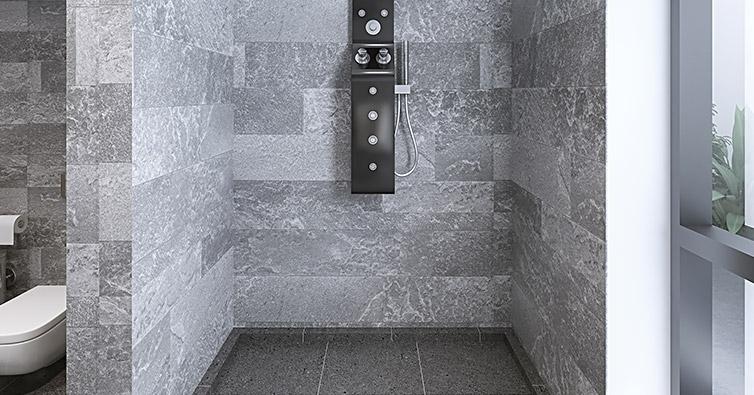 Grote Badkamer Ideeen : Hoog plafond in badkamer archieven huis inrichten