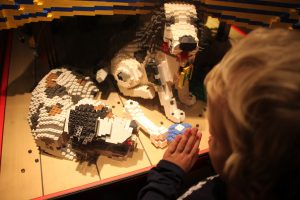 Lego world 2016 bewegend hondje