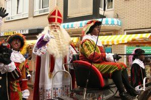 Achter de schermen bij Sinterklaas