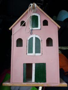 houten pakhuis