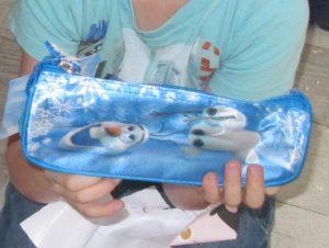 Olaf kinderfeestje