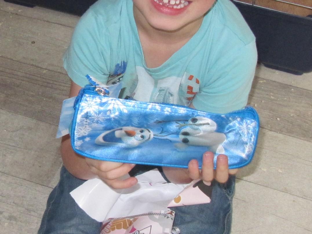 Geliefde Wat doe je op een Olaf (Frozen) kinderfeestje - Kaboutertuin #PQ03