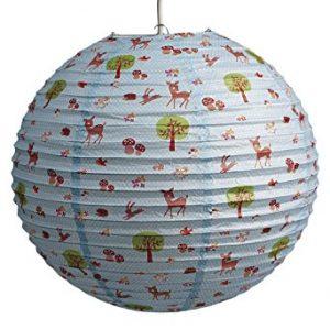 woodland papieren lantaarn
