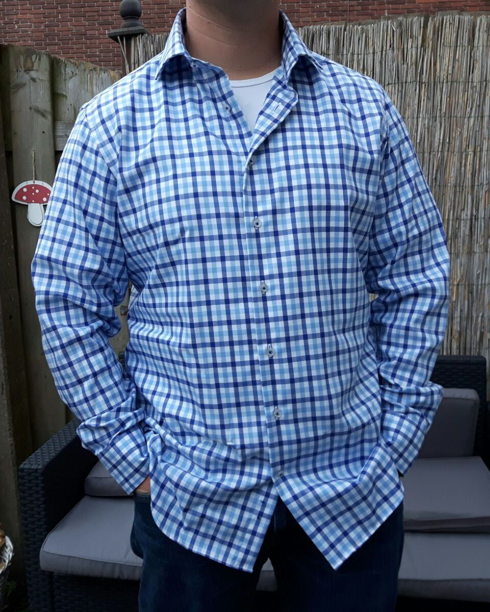 Profuomo Overhemd.Profuomo Originale Overhemd Review Kaboutertuin
