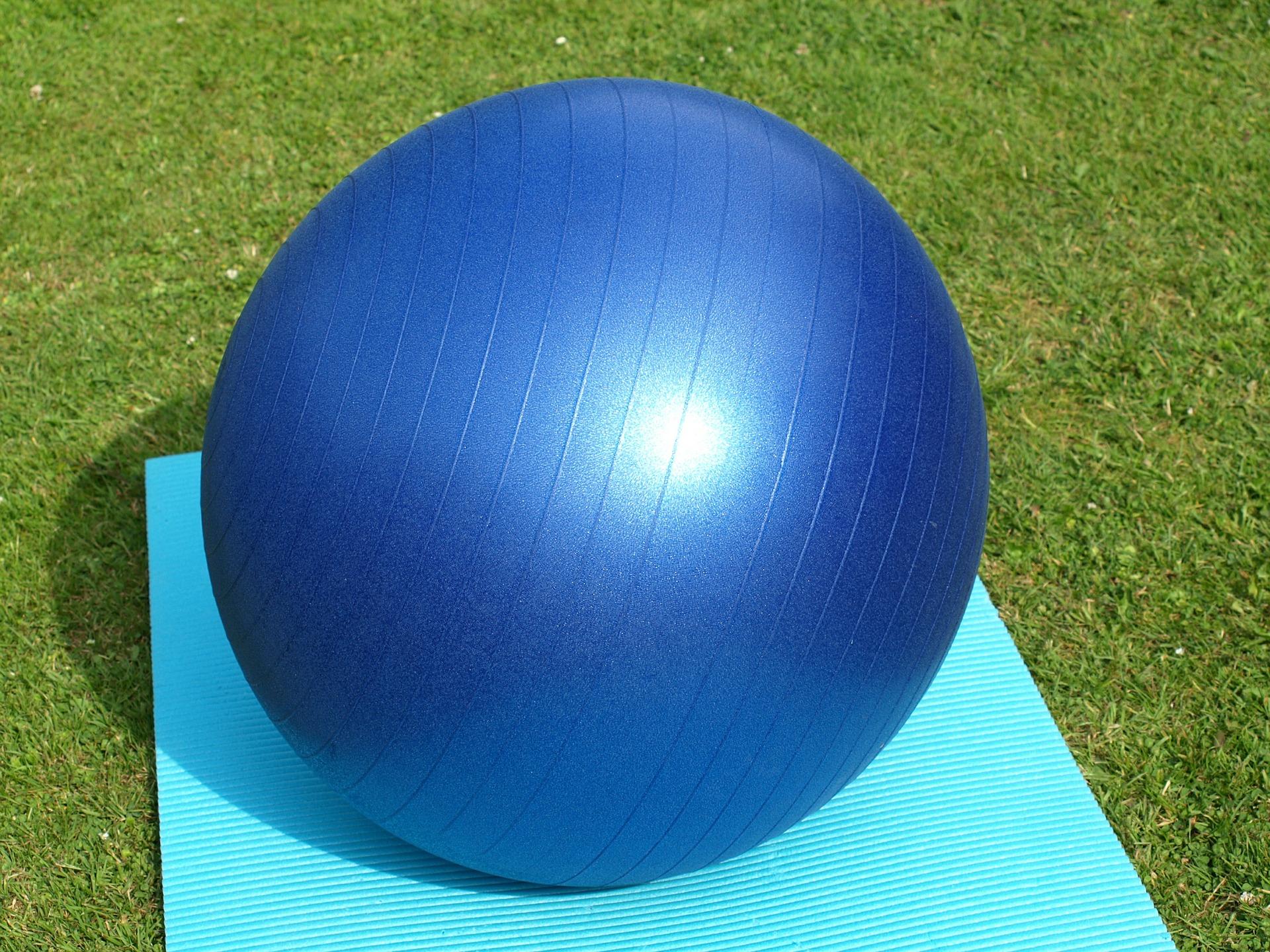 fitness bal zwangerschap