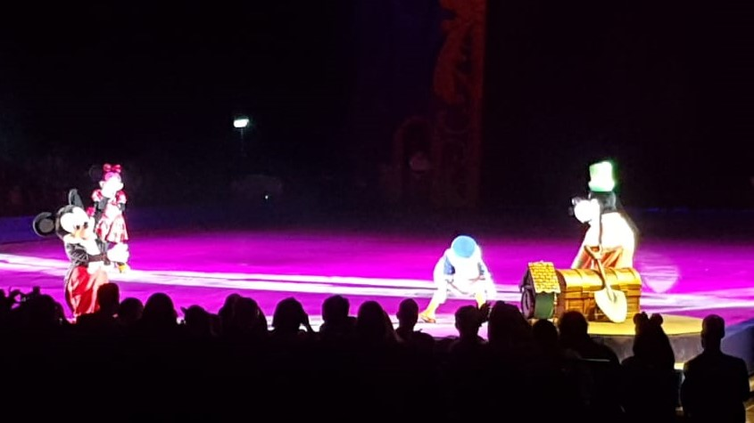 disney on ice 2018 utrecht