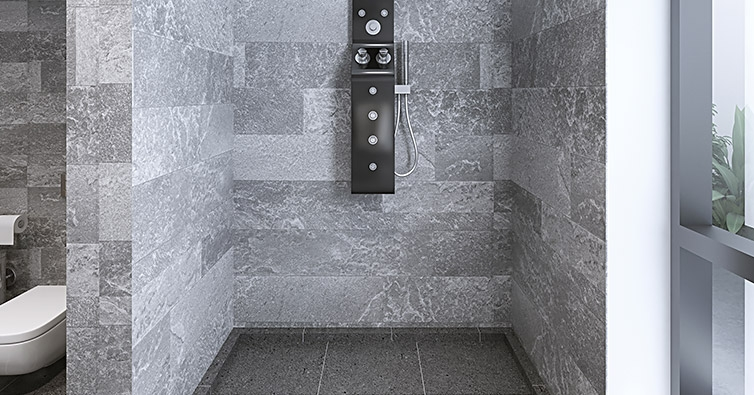 Klein Badkamer Idees : Voorkeur badkamer inspiratie inloopdouche xtv agneswamu