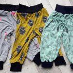 oude kleding hergebruiken baby